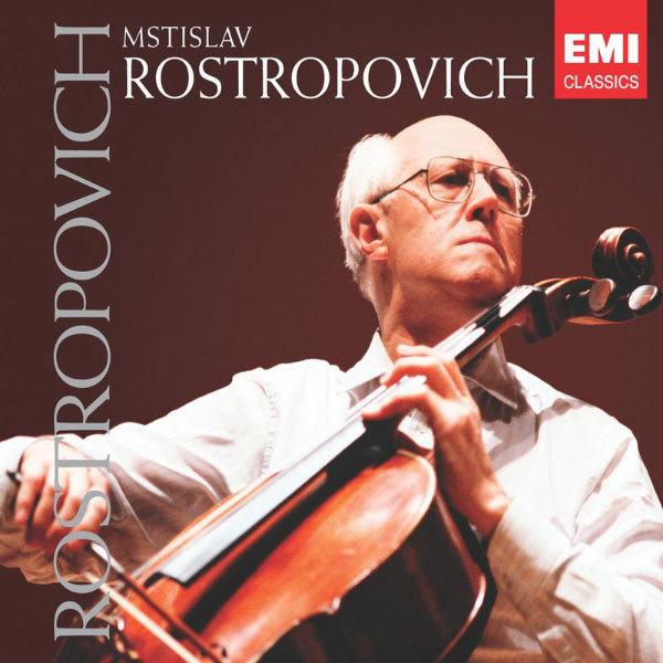 Mstislav Rostropovich - Mstislav Rostropovich
