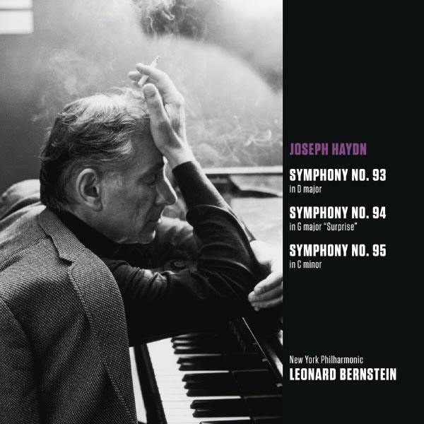 "Leonard Bernstein - Haydn : Symphonie No.93, Symphonie No.94 ""Surprise"", Symphonie No.95"