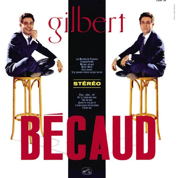 Gilbert Bécaud - Gilbert Becaud (1960-1961) [2011 Remastered] [Deluxe version]