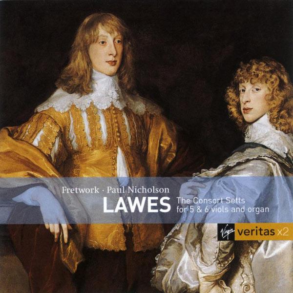 Fretwork - William Lawes - Consort Music