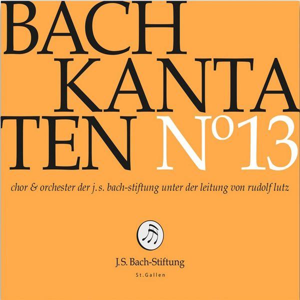 Chor der J. S. Bach-Stiftung - Bachkantaten N°13 (BWV 20, 13, 103)