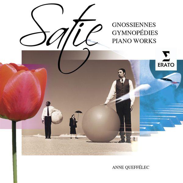 Anne Queffélec - Satie: Gymnopedies & Gnossiennes etc.