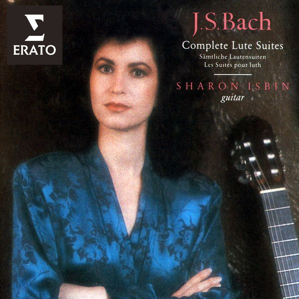 Sharon Isbin - Bach - Complete Lute Suites