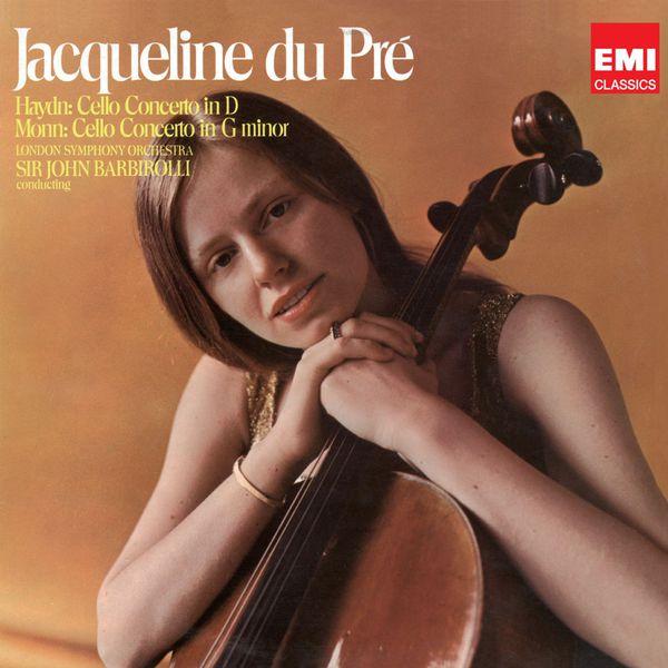 Jacqueline du Pré - Haydn: Cello Concerto No. 2 - Monn: Cello Concerto