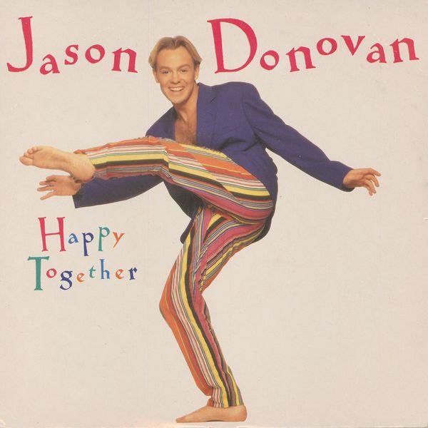 Jason Donovan - Happy Together
