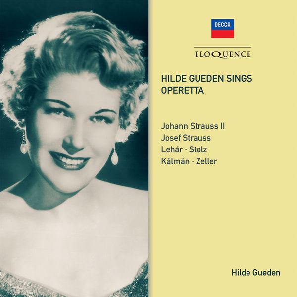 Hilde Gueden - Hilde Güden sings operetta (Strauss, Lehar, Stolz, Zeller...)