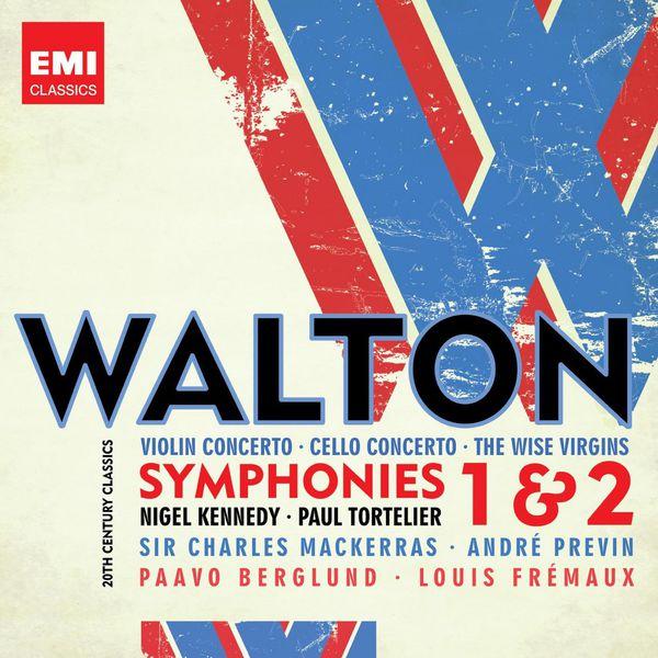Various Artists - Walton: Symphonies, Concertos, The Wise Virgins