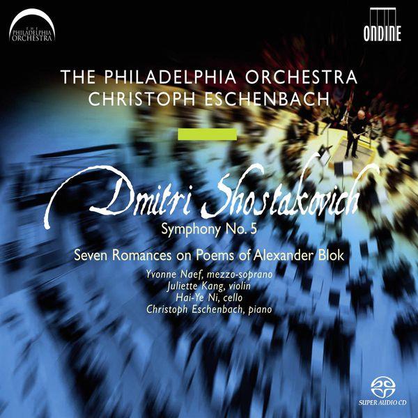 Philadelphia Orchestra - SHOSTAKOVICH, D.: Symphony No. 5 / 7 Verses (Eschenbach)