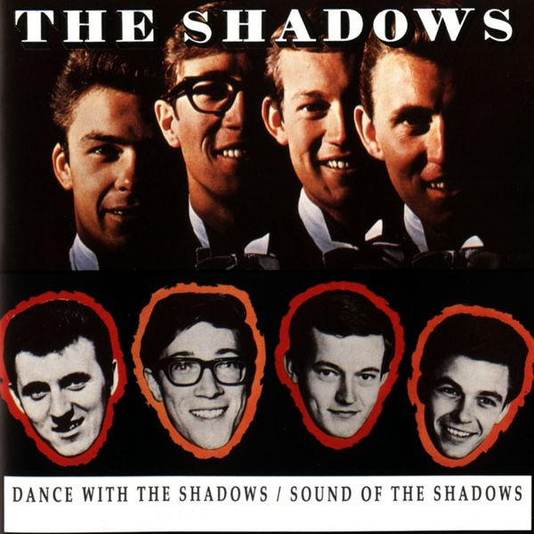 The Shadows - Dance With The Shadows/The Sound Of The Shadows