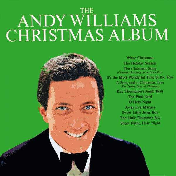 andy williams the andy williams christmas album - Andy Williams White Christmas