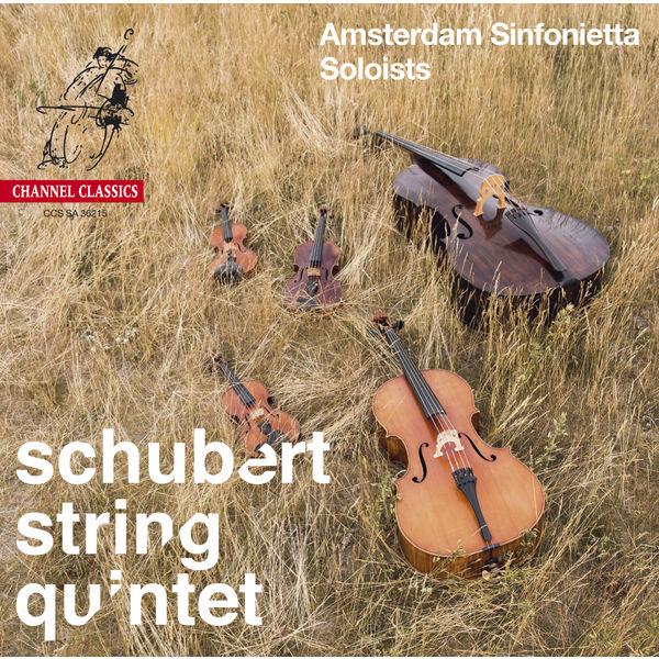 Amsterdam Sinfonietta - Schubert String Quartet
