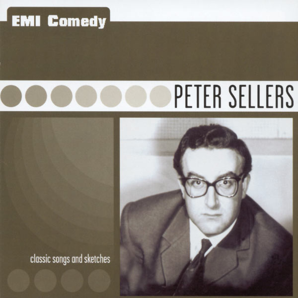 Peter Sellers - EMI Comedy