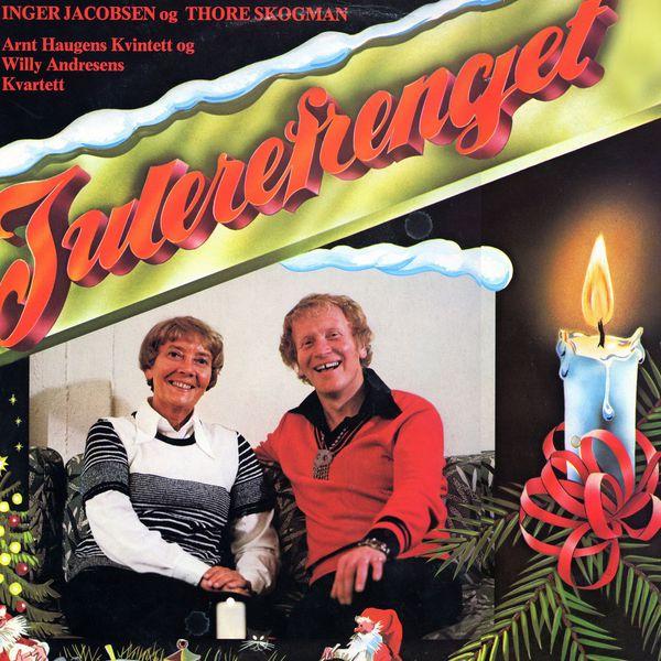Inger Jacobsen - Julerefrenget