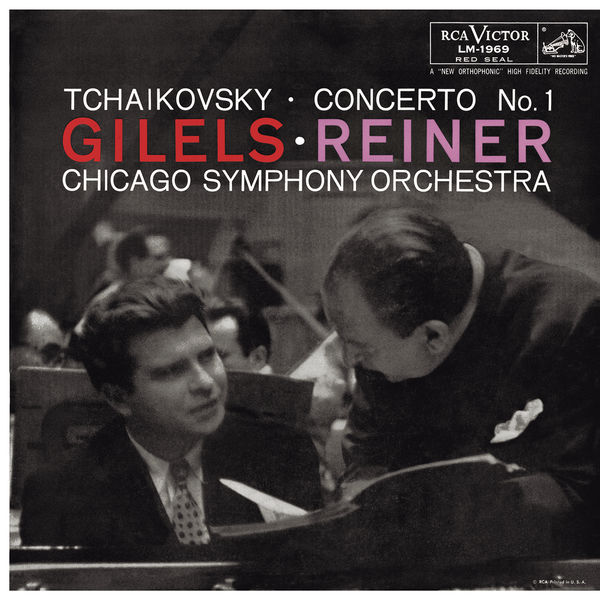 Emil Gilels - Tchaikovsky: Piano Concerto No. 1 in B-Flat Minor, Op. 23