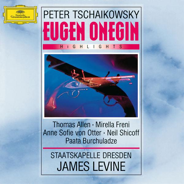 Anne Sofie von Otter - Tchaikovsky: Eugen Onegin - Highlights