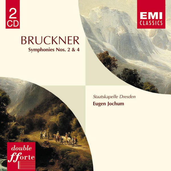 Eugen Jochum - Symphonies n° 2 & 4