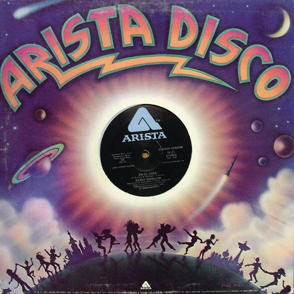 Barry Manilow - Dance Vault Mixes - Copacabana (At The Copa)