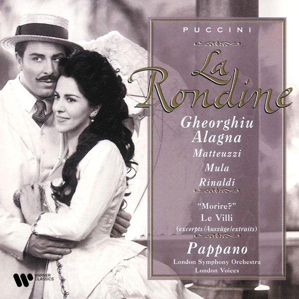 Antonio Pappano - La Rondine - Puccini