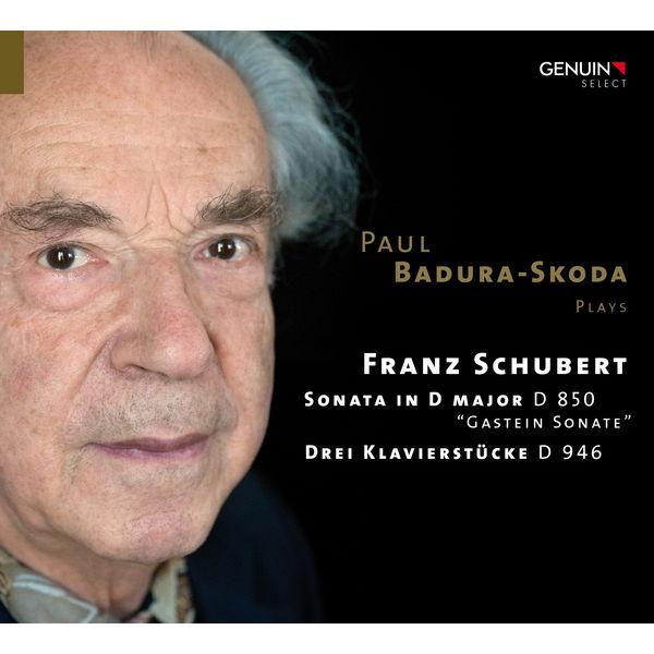 Paul Badura-Skoda - Schubert: Piano Sonata in D Major, D. 850 & 3 Klavierstücke, D. 946