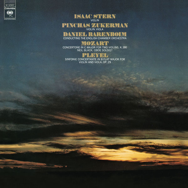 Daniel Barenboim - Mozart: Concertone in C Major, K. 190 & Pleyel: Sinfonie Concertante in B-Flat Major, Op. 29 ((Remastered))