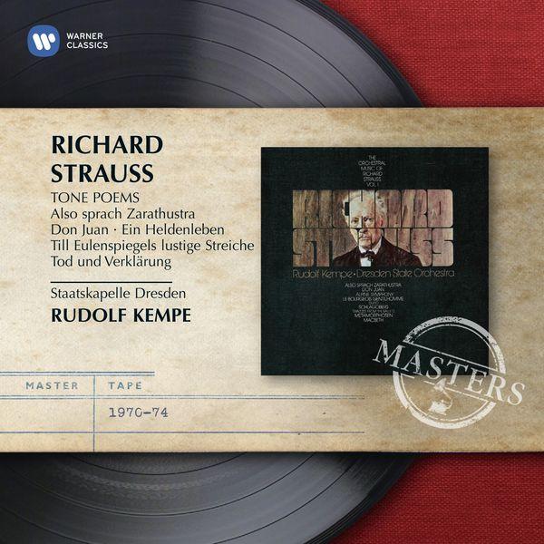 Rudolf Kempe - Richard Strauss: Tone Poems