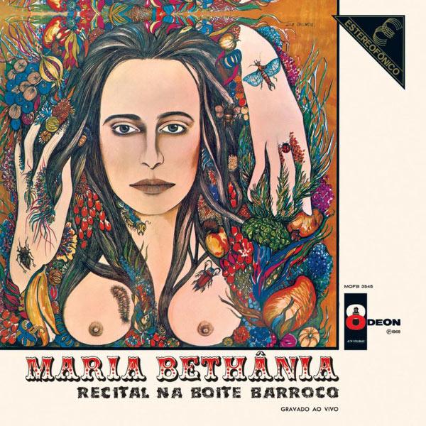 Maria Bethânia - Recital Na Boite Barroco