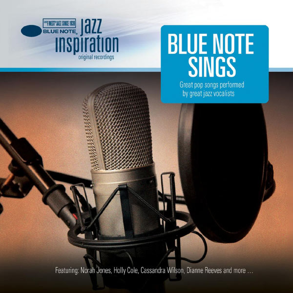 Various Artists - Jazz Inspiration: Blue Note Sings Great Pop Songs performed by Great Jazz Vocalists