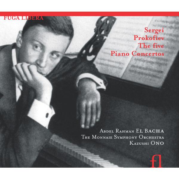 Kazushi Ono - The five Piano Concertos