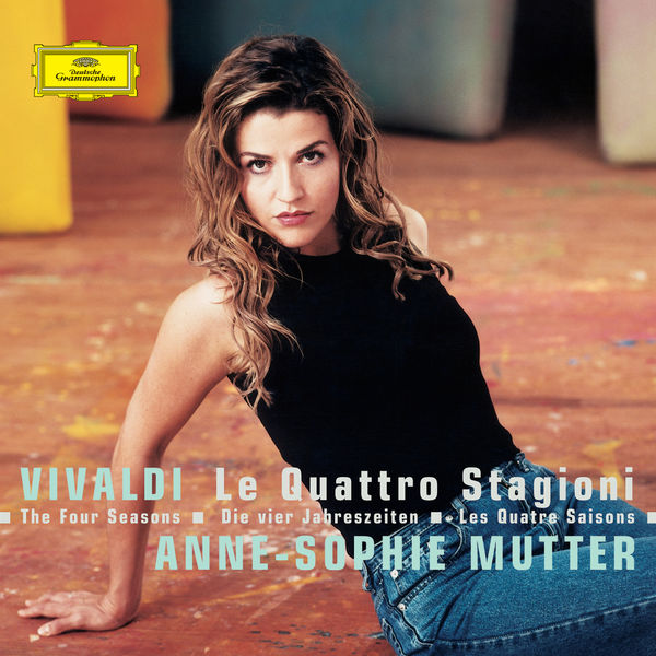 Anne-Sophie Mutter - Vivaldi: The Four Seasons