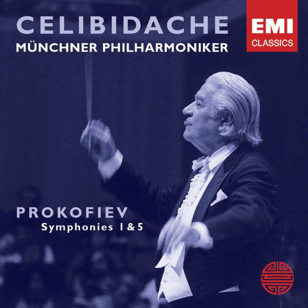 Sergiù Celibidache - Prokofiev: Symphonies 1 & 5