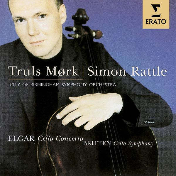 Truls Mørk/City of Birmingham Symphony Orchestra/Sir Simon Rattle - Britten : Cello Symphony - Elgar : Cello Concerto