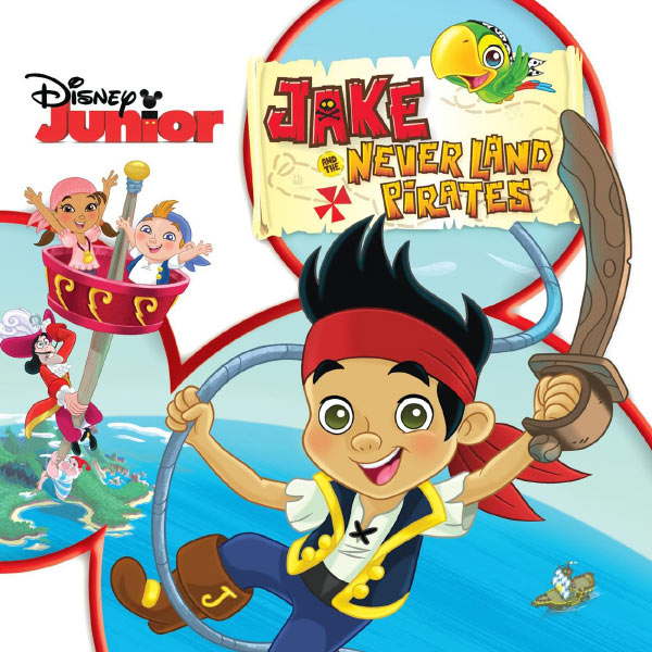 The Never Land Pirate Band - Jake And The Neverland Pirates
