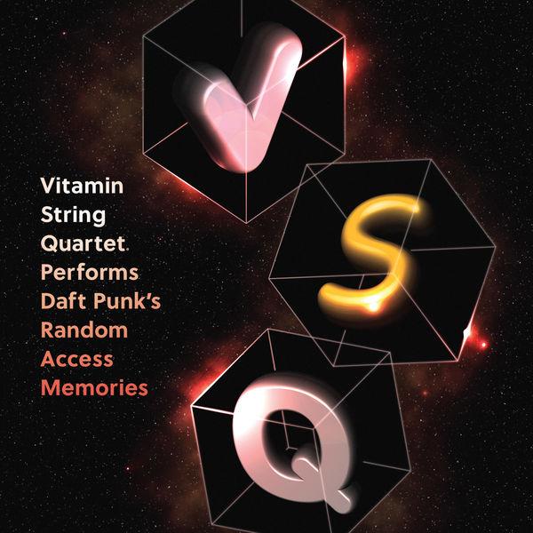 Vitamin String Quartet - Vitamin String Quartet Performs Daft Punk's Random Access Memories