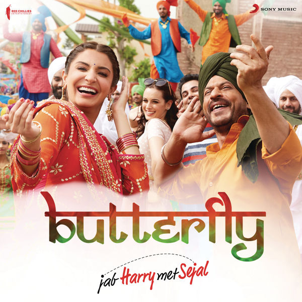 "Pritam - Butterfly (From ""Jab Harry Met Sejal"")"