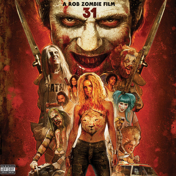 Various Artists - 31 - A Rob Zombie Film