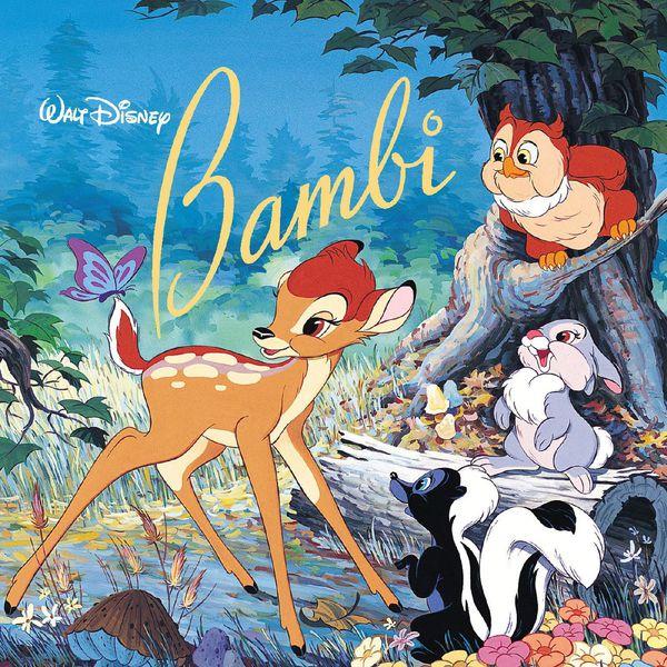 Various Interprets - Bambi Original Soundtrack (French Version)