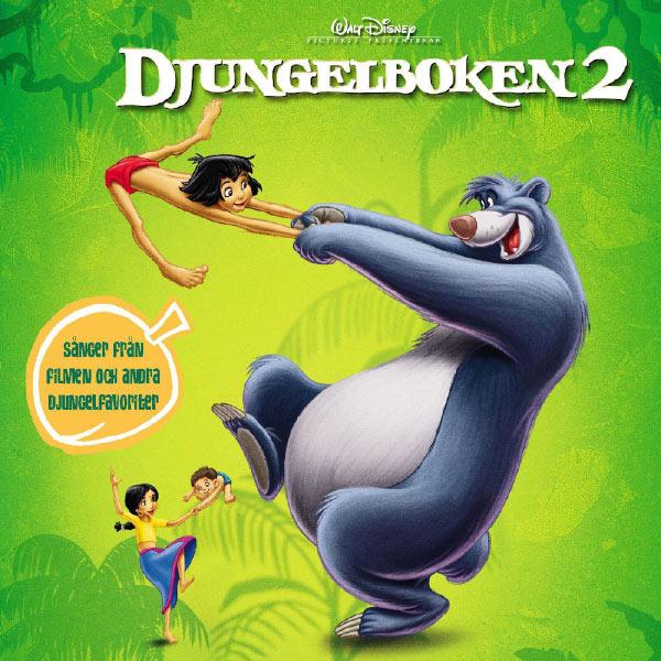 Various Artists - The Jungle Book 2 Original Soundtrack