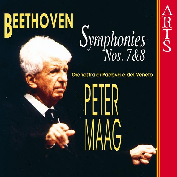 Orchestra Di Padova E Del Veneto - Beethoven: Symphonies Nos. 7 & 8