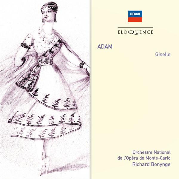 Orchestre National de l'Opéra de Monte-Carlo|Adam: Giselle