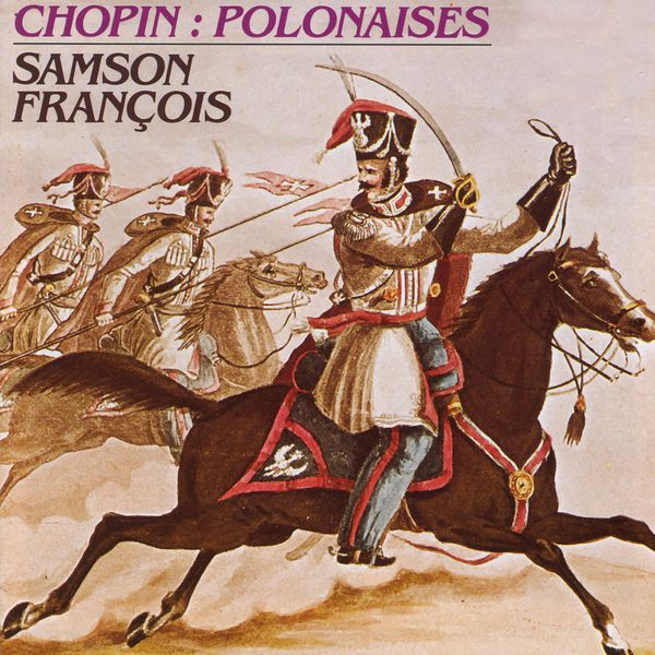 Samson François - Chopin Polonaises