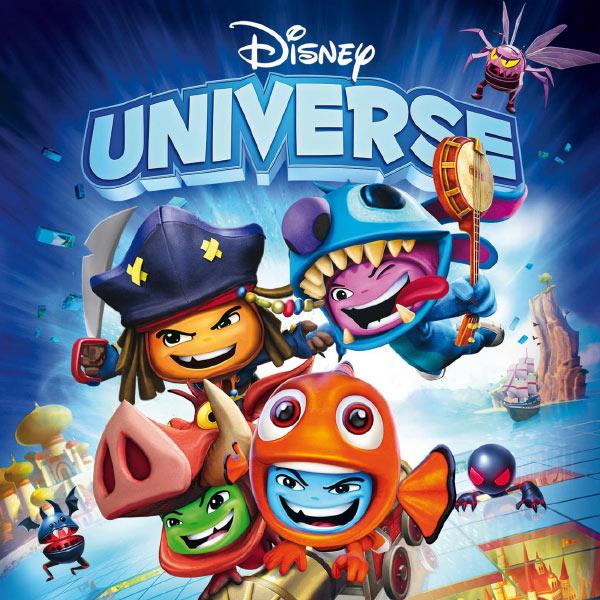 Various Artists - Disney Universe