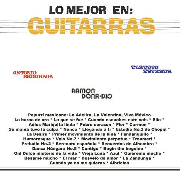 Antonio Bribiesca - Lo Mejor en Guitarras