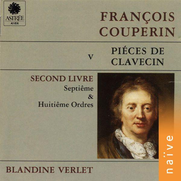 Blandine Verlet - Pièces de clavecin, Vol. 5