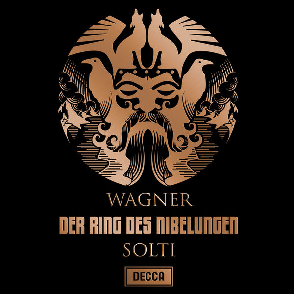 Sir Georg Solti - Richard Wagner : Der Ring des Nibelungen