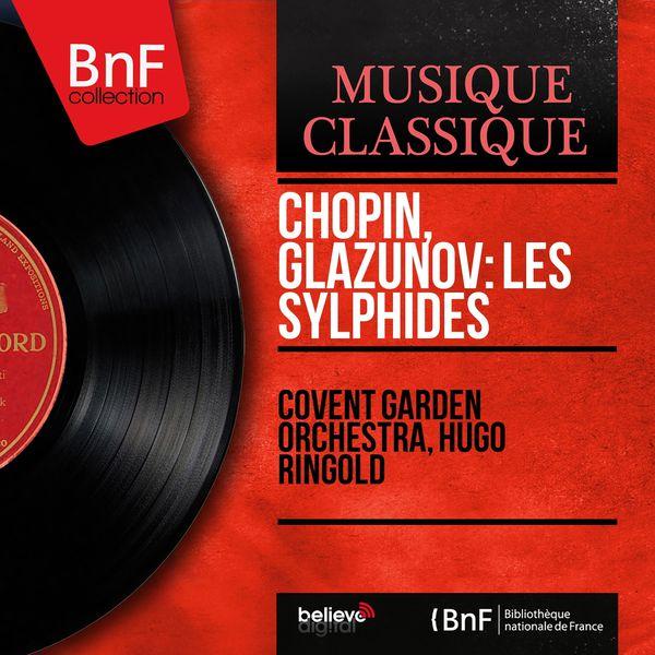 Covent Garden Orchestra - Chopin, Glazunov: Les Sylphides (Mono Version)