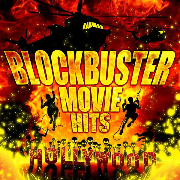 Various Artists - Blockbuster Movie Hits