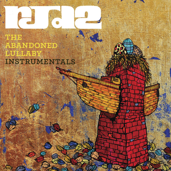 RJD2 - The Abandoned Lullaby - Instrumentals