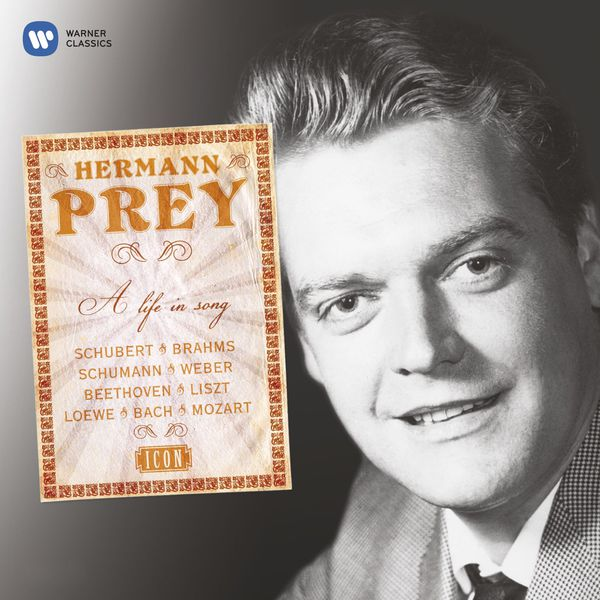 Hermann Prey - A Life in Song