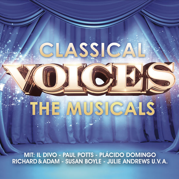 Various Artists - Classical Voices - The Musicals