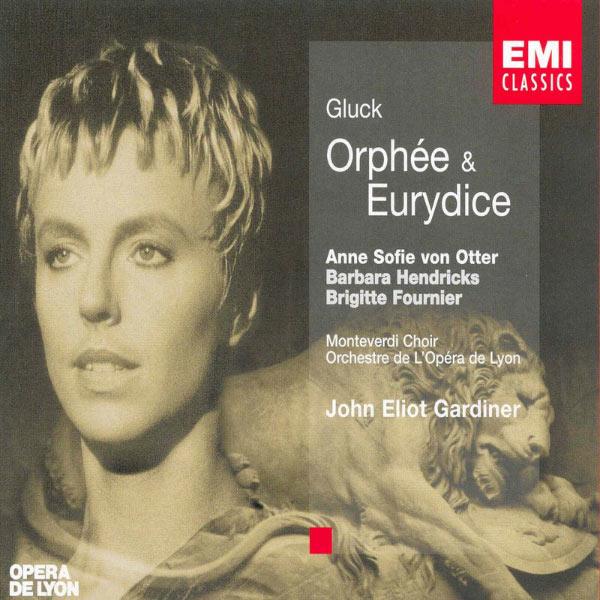 Anne Sofie von Otter - Gluck: Orphée et Euridice